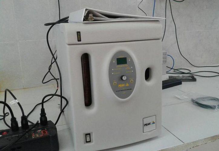 El hidrógeno tiene la peculiaridad de utilizarse como combustible. (Redacción/SIPSE)