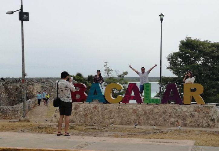 El Pueblo Mágico de Bacalar pasó de 0.97 a 1.06 millones de dólares que representa el 9.4% más. (Javier Ortiz/SIPSE)