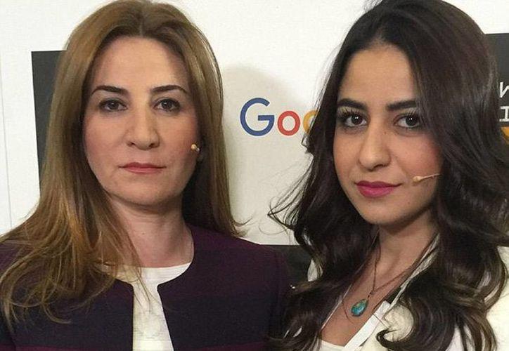 Vian y Deelan Dakhil dedican su vida a tratar de salvar a miles de mujeres y niñas que son raptadas y vendidas por el Estado Islámico. (dailymail.co.uk)