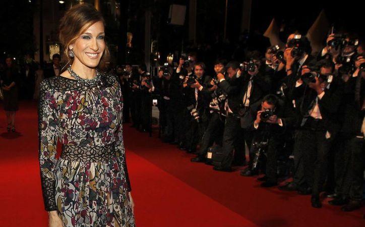 La actriz estará en Sao Paulo hasta el domingo haciendo pruebas fotográficas para una campaña publicitaria de zapatos para dama. (EFE/Archivo)