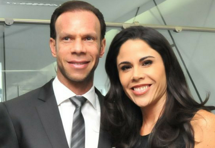 Zague y Paola Rojas ya tenían problemas desde mucho antes de que se evidenciara el video. (Internet)