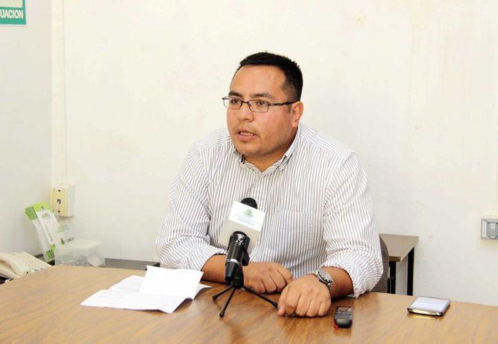 El jefe del Departamento de Espectáculos del Ayuntamiento de Mérida, Roberto Acevedo Acosta, dijo que las solicitudes de cierre de calles podrían superar a las del año pasado. (SIPSE)