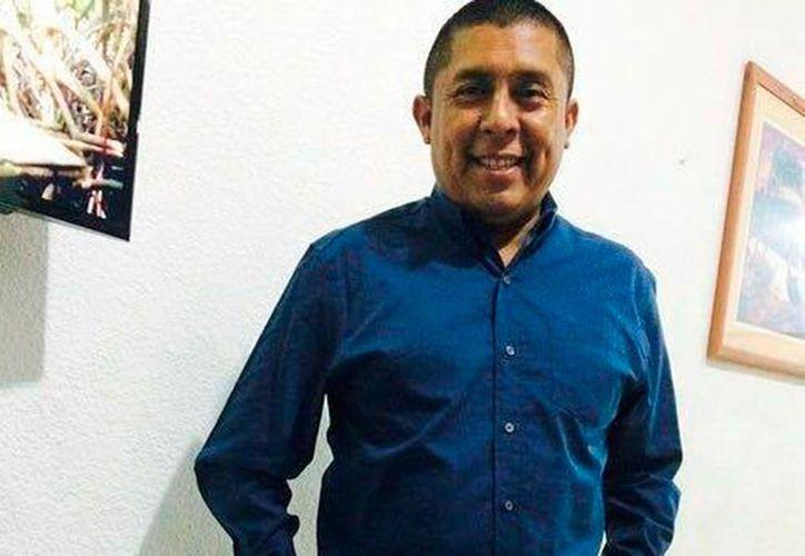 Rubén Pat era director de la Revista Playa News en Playa del Carmen. (Foto: Internet)
