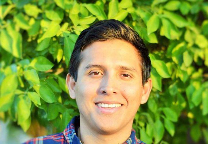 Adrián Gorocica es un joven activista, exlíder estudiantil. (Facebook)