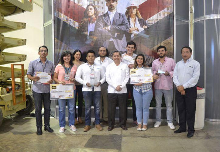 Los ganadores. (cmicyucatan.org)