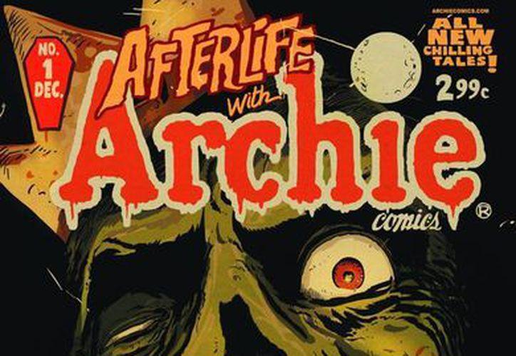 """En """"Afterlife With Archie"""" ponen a los personajes de Archie en un ambiente en el que no se mueven con facilidad y sin finales felices. (Facebook oficial)"""