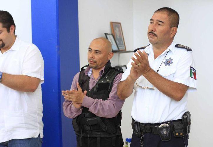 Gumersindo Jiménez Cuervo ocupará la dirección de la Policía Municipal en el municipio de Cozumel. (Harold Alcocer/SIPSE)