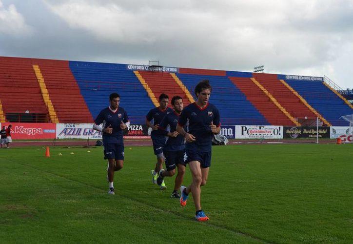 Hasta el momento se han disputado 6 juegos  de la jornada en el estadio de la ciudad. (Ángel Mazariego/SIPSE)