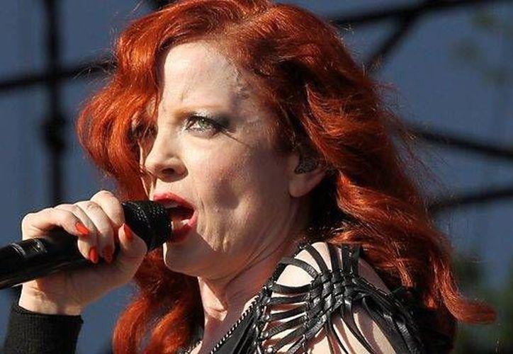 Shirley Manson está entusiasmada tras haber escuchado a bandas underground como Ayer Amarillo, Cam7lo Sépt7mo y Marc Monster & The Olives. (bbc.co.uk/Foto de archivo)