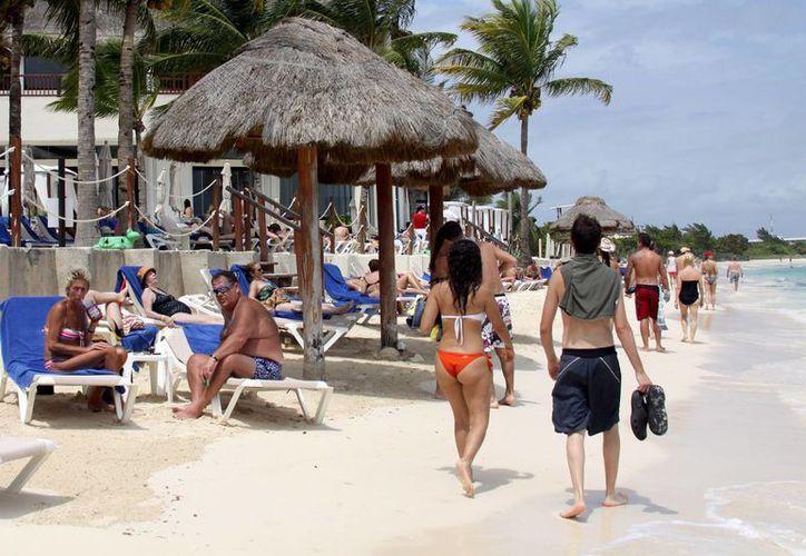 Prevén identificar las playas que requieran atención con el fin  de recuperar su belleza natural. (Adrián Monroy/SIPSE)