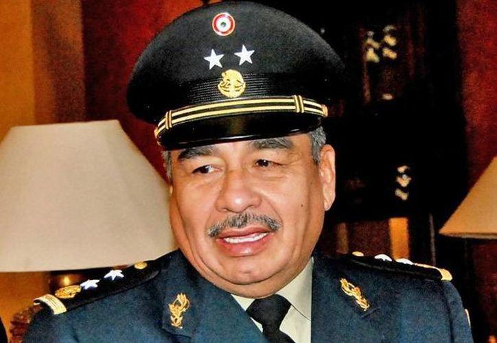 El general Dagoberto Espinosa Rodríguez terminó su labor al frente de la Sexta Zona Militar y será trasladado a comandancia militar de Chetumal. (Foto de Contexto/lagazzettadf)