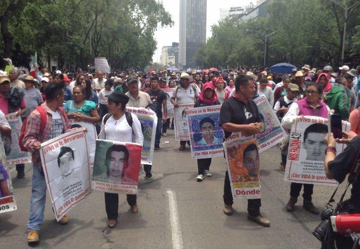 Una brigada de familiares buscará personas desaparecidas en Sinaloa, el estado donde nació el narcotraficante Joaquín 'El Chapo' Guzmán, que recientemente fue extraditado a EU. (Fotos: Aldabi Olvera/rt.com)