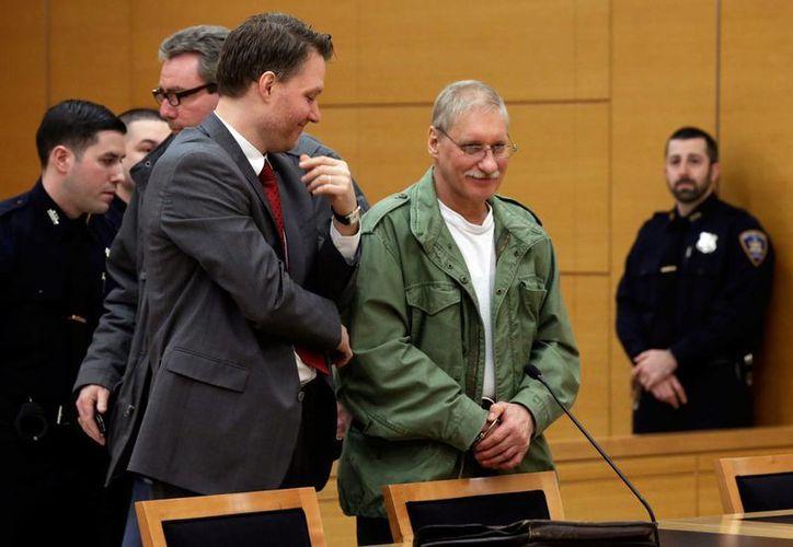 David Ranta fue sentenciado en 1990 por el homicidio de un rabino en Brooklyn. (vosizneias.com)