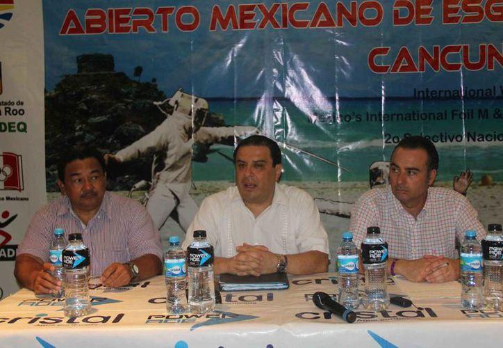 Este evento será la prueba de fuego para la federación azteca. (Raúl Caballero/SIPSE)