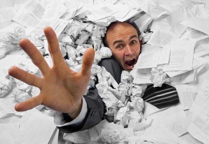 Con ayuda de la tecnología organiza cada minuto de tu día para lograr tus objetivos sin tanta presión. (Foto: Especial tomada de excelsior.com.mx)