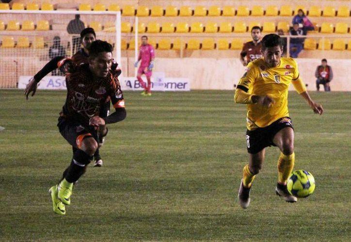 Venados hizo un buen partido en casa de Alebrijes: 2-2. (Fotos cortesía)