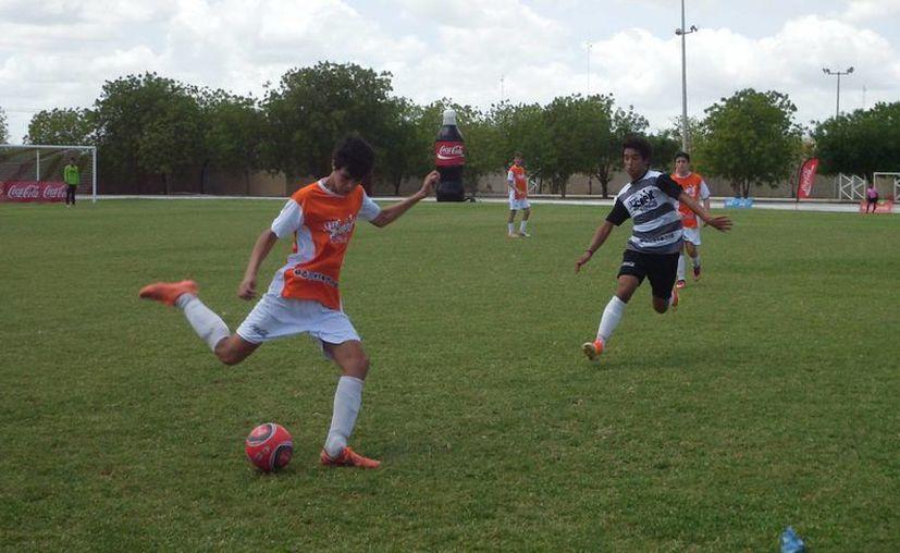 Yucatán y Campeche terminaron empatados en tiempo reglamentario. (Féliz Zapata/SIPSE)