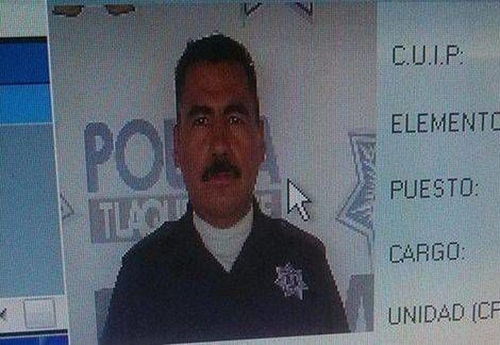 El policía Maximiliano Salazar Arvizur recibió al menos 20 balazos. (Foto de cortesía tomada de Milenio