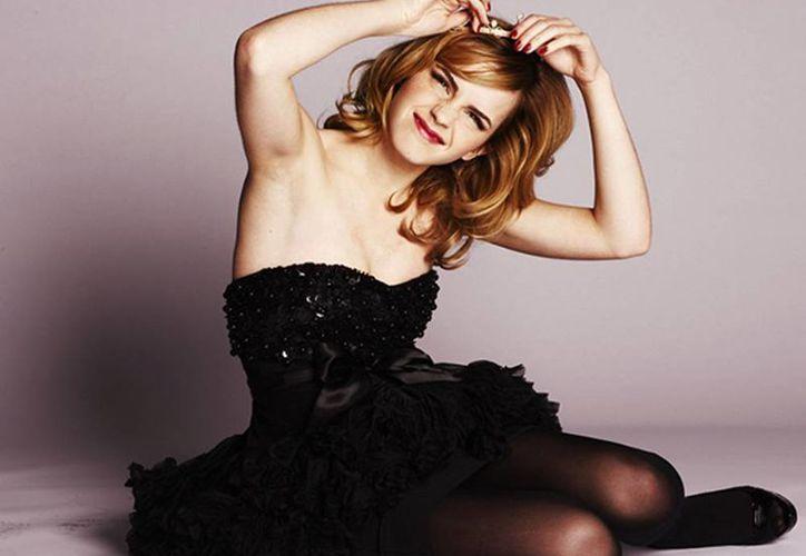 Emma Watson recientemente terminó el rodaje de la cinta 'Regresión', bajo la dirección de Alejandro Amenábar.(Facebook/Emma Watson)