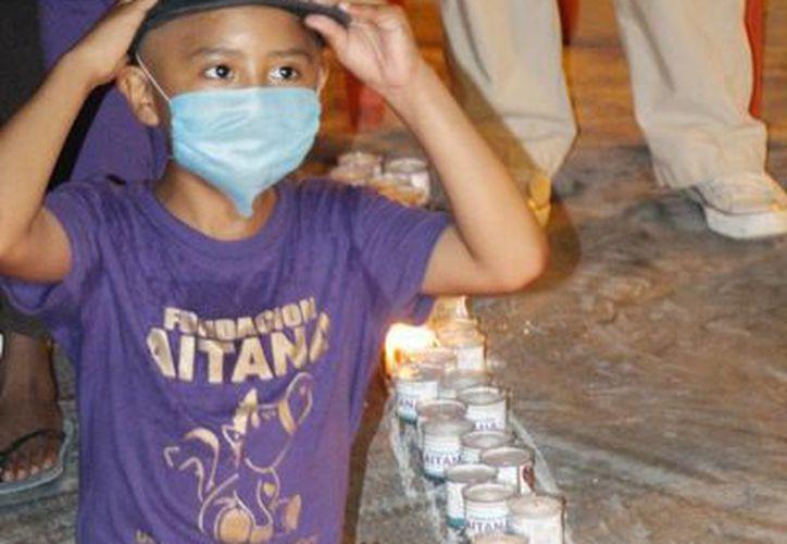 En todos los casos, los menores que padecen cáncer, sufren de recaídas, y son trasladados a la ciudad de Mérida, ya que ahí se cuenta con la especialidad en oncología. (Jesús Tijerina/SIPSE)