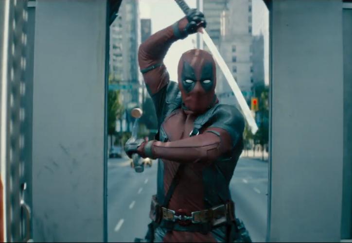 En el nuevo avance, Deadpool deja ver imágenes inéditas del filme. Foto: Captura/Video