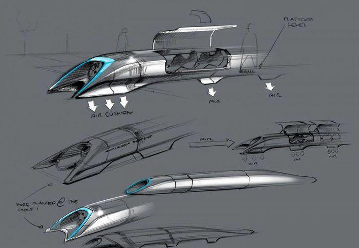 El sistema viajaría a más de mil kilómetros por hora. (scmp.com)