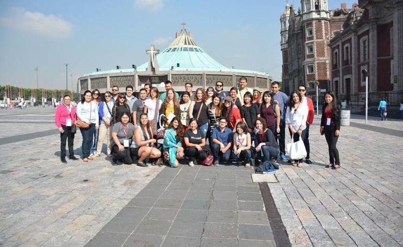Como parte del programa ''Dreamers Without Borders'', los estudiantes pasarán varios días en la capital de la República. (usmexicofound.org)