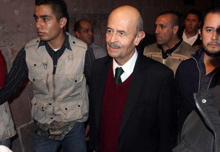 Con estos cambios, el gobernador de Michoacán, Fausto Vallejo, busca dar mayor dinamismo a su gabinete. (Archivo/Notimex)