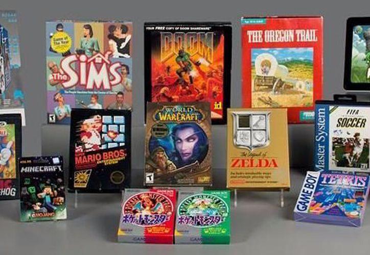 El Salón de la Fama de los Videojuegos podrá introducir a 12 nuevos títulos. (SDP Noticias)