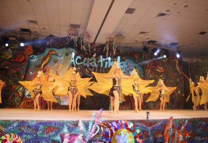 El evento se llevó a cabo en el Centro de Convenciones y Negocios de Chetumal. (Redacción/SIPSE)