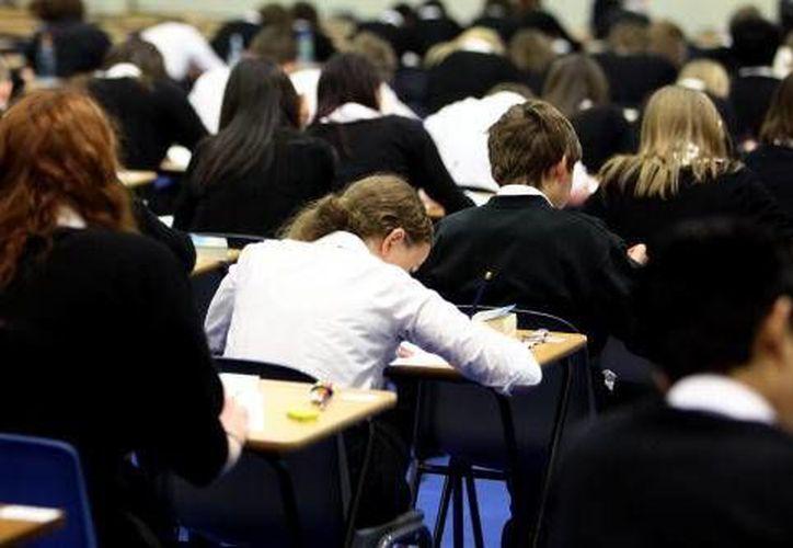 Los estudiantes no podían hablar español en el establecimiento. (contactohoy.com.mx)