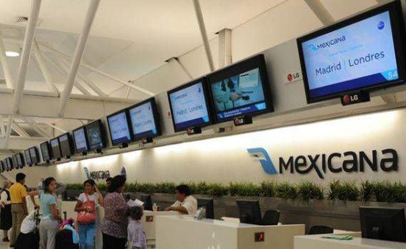 Hay salarios e indemnizaciones pendientes para ocho mil 500 trabajadores de Mexicana de Aviación. (Agencias/Foto de archivo)