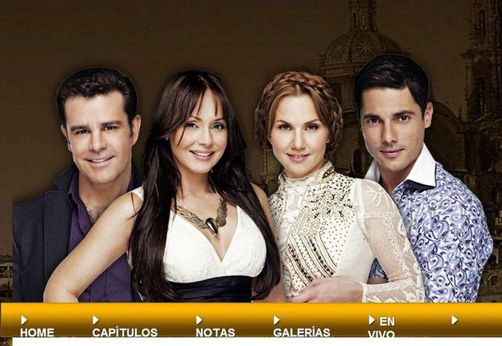 Saby Kamalich se integra al elenco de la telenovela 'La Otra Cara del Alma'. (azteca.com)