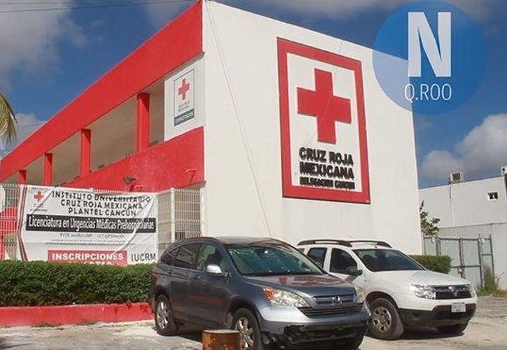 Durante el pasado terremoto en México, recibieron más de mil voluntarios externos para el apoyo en los centro de acopio. (Sergio Orozco)