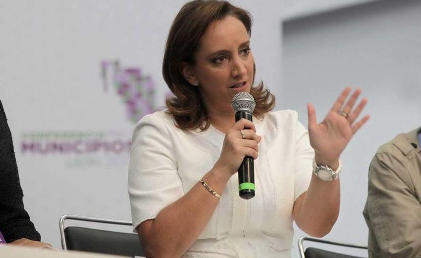 La Secretaria de Turismo fue distinguida como una de las oradoras principales en el Foro Político de la Feria IMEX Frankfurt 2013. (Archivo Notimex)