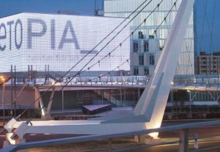 """Los ganadores del concurso """"Emprendimientos industrias creativas y culturales"""" viajarán al Campus Iberoamericano Etopia (foto), en España a recibir su reconocimiento con los gastos pagados. (Milenio Novedades)"""