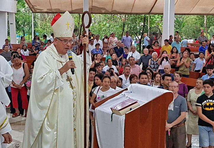 Pedro Pablo Elizondo Cárdenas afirmó que debe haber oportunidades para todos. (Jesús Tijerina/SIPSE)
