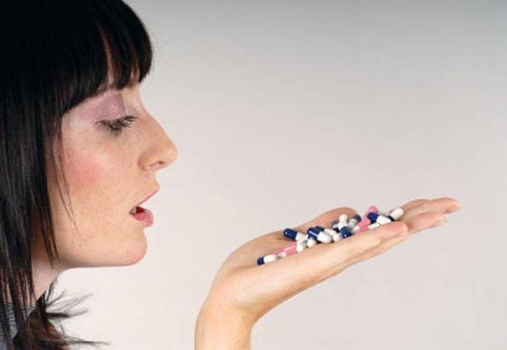 la droga que eligen con más frecuencia son los calmantes. (yahoo.com)