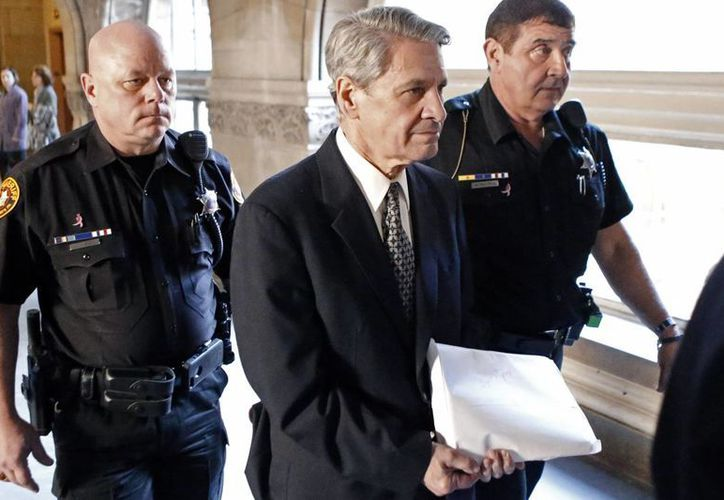 Robert Ferrante fue sentenciado a cadena perpetua por asesinar a su esposa con cianuro. (AP)