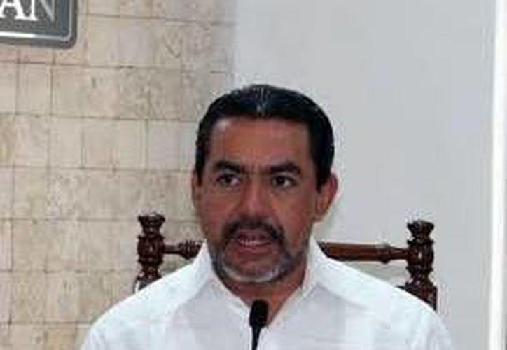 Carlos Pavón Durán, consejero electoral del Instituto Electoral y de Participación Ciudadana. (Milenio Novedades)