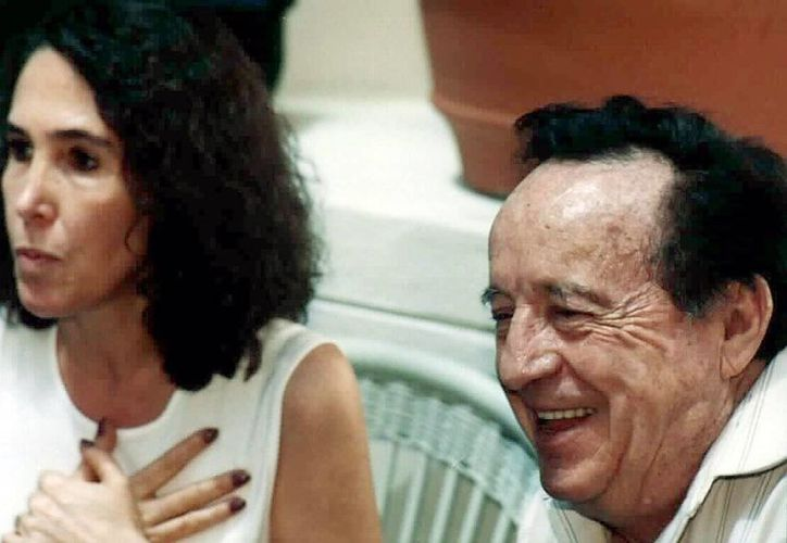 Aunque se casaron apenas en 2004, Florinda Meza y Chespirito comenzaron su romance en 1977, en Chile. (Notimex)