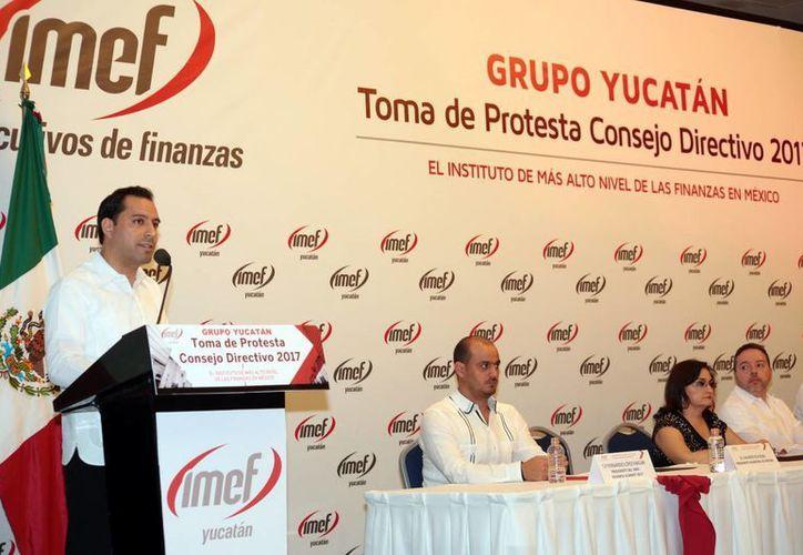 El Instituto Mexicano de Ejecutivos de Finanzas hizo un reconocimiento a la Comuna en materia de transparencia. (Milenio Novedades)