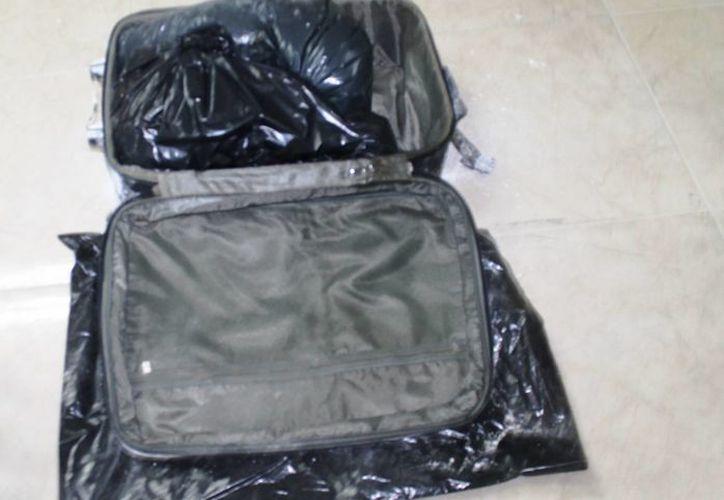 Con este cadáver dentro de una maleta, es el segundo en nueve días que encuentran en la Ciudad de México. (Foto de contexto. Archivo SIPSE)