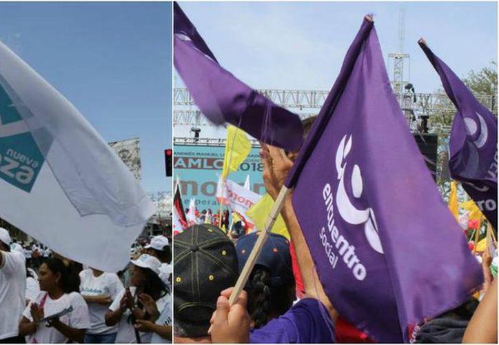 Nueva Alianza y Encuentro Social tendrán un lapso de 72 horas para presentar alegatos e inconformidades. (SDP Noticias)