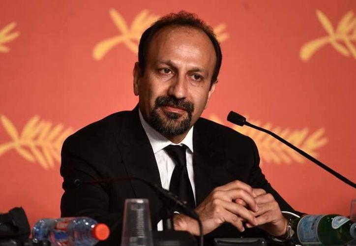 El cineasta Asghar Farhadi se encuentra nominado a los Premios Oscar, por la realización de la película 'The Salesman'.(Archivo/AP)