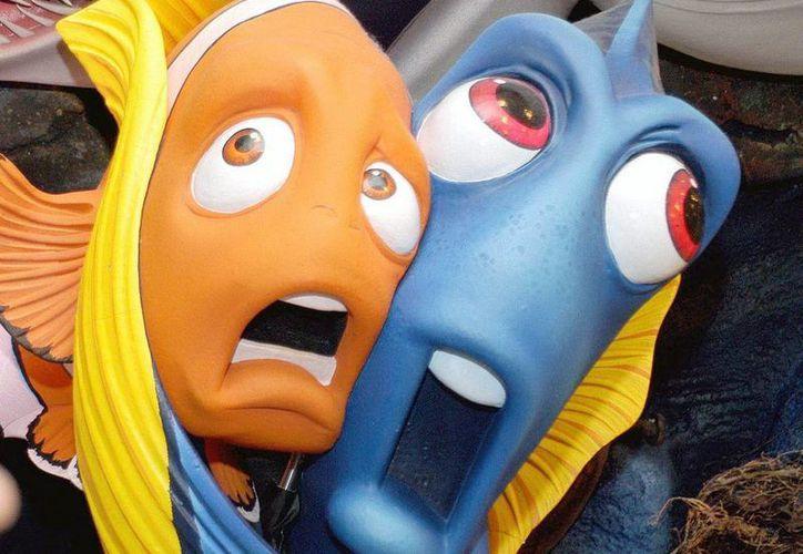 """""""Finding Nemo"""" ganó el Óscar a la mejor película de animación en 2004. (EFE/Archivo)"""