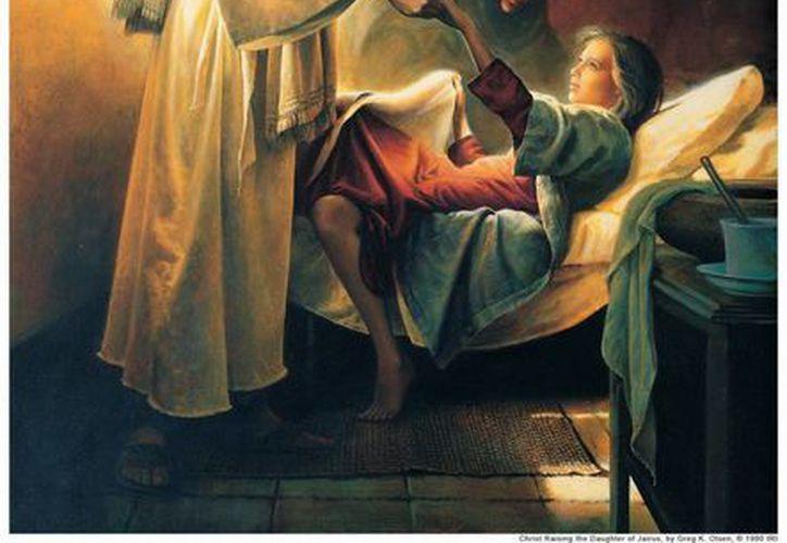 """Dios quiere que la humanidad participe de su santidad. Así, se expresa en este texto: """"Sean santos, porque yo, el Señor, soy santo"""". (SIPSE)"""