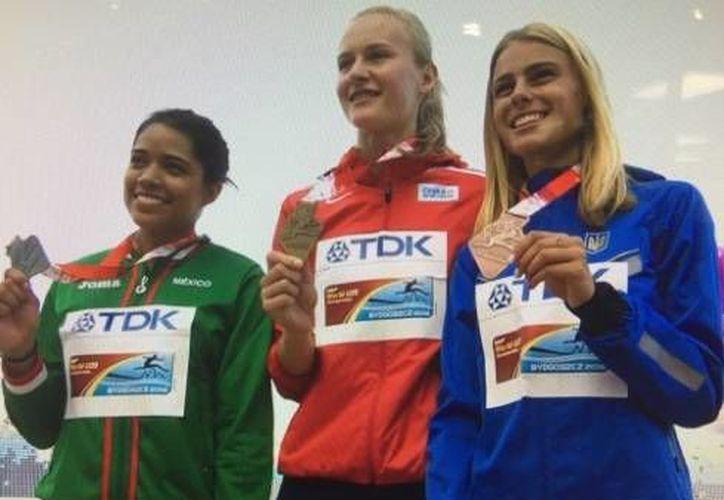 El Campeonato Mundial de Atletismo sub 20 se realiza en Polonia. (Twitter)