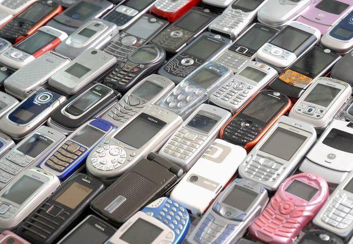Movistar es la primera operadora de telefonía celular en México en implementar un programa de reciclaje de teléfonos móviles. (Archivo/Agencias)