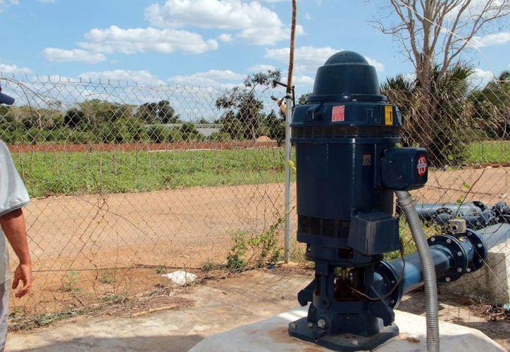 En Mérida, los aprovechamientos de agua generan una extracción de 200 millones de metros cúbicos de agua. (José Acosta/ SIPSE)